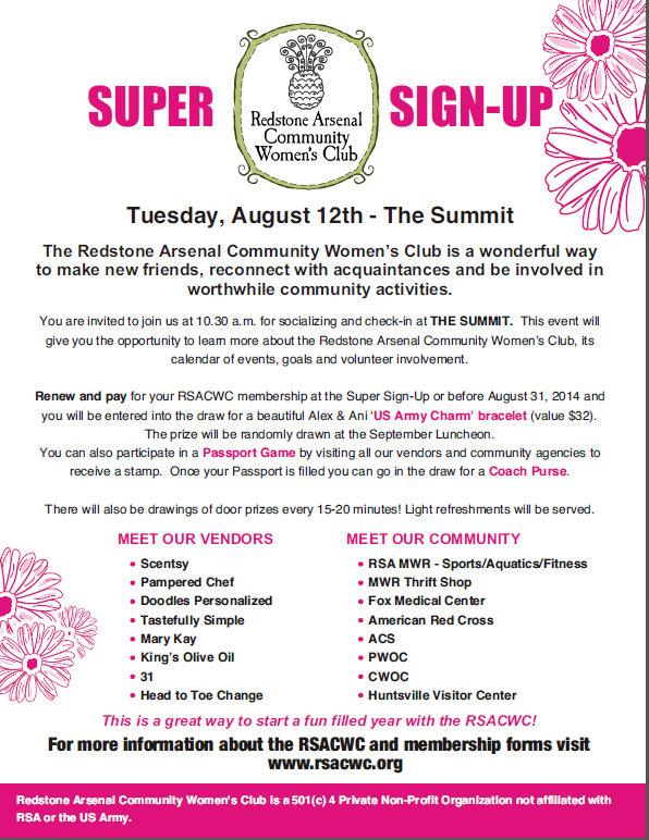 Super Sign Up!